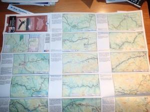 Kartenaufbau