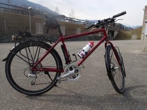 Mein Reiserad - ein 26er TDF