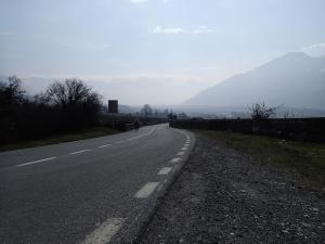 Richtung Maienfeld