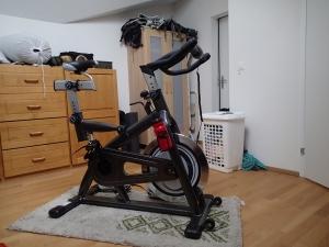 Das neue Spinning-Bike