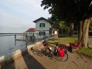 Ein Traum von einem Morgen im Lindau am See