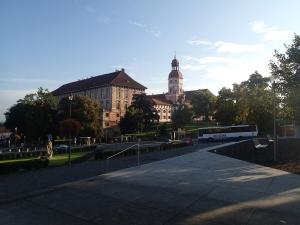 Morgenstimmung in Roudnice nad Labem
