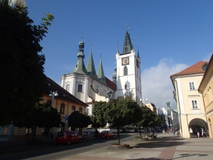 Stephanskathedrale in Litomerice