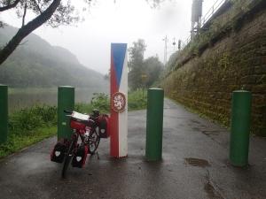 Grenzübertritt nach Deutschland