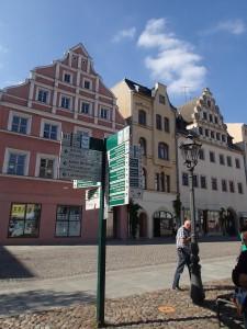 Radtourenhotspot  Wittenberg