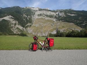 Wieder im heimischen Graubünden, natürlich wie üblich sonnig:-)