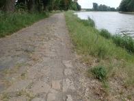 Qualität 2er Radweg - Paves sind nichts dagegen, vielleicht sollte die Tour de France mal einen Ausflug nach Tschechien machen?